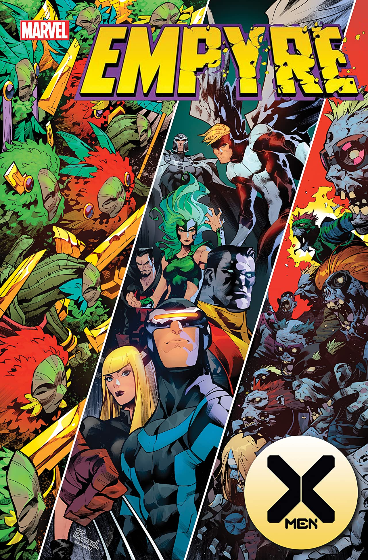 Empyre: X-Men (Trade Paperback)