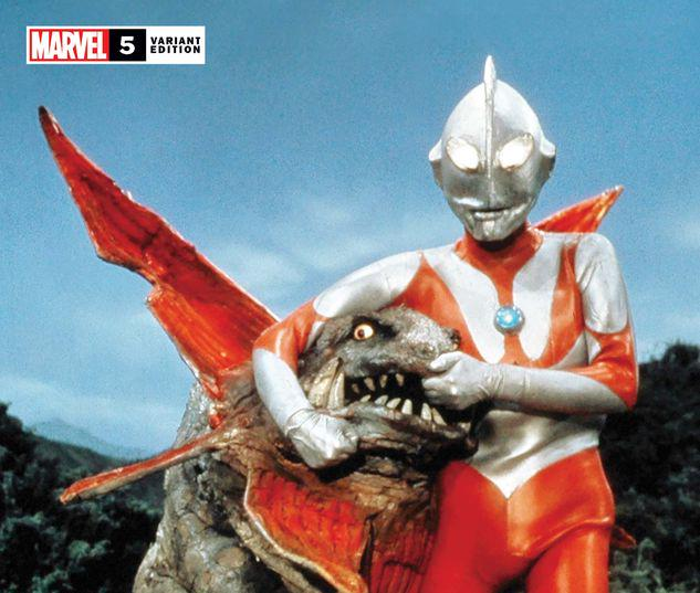 The Rise of Ultraman #5