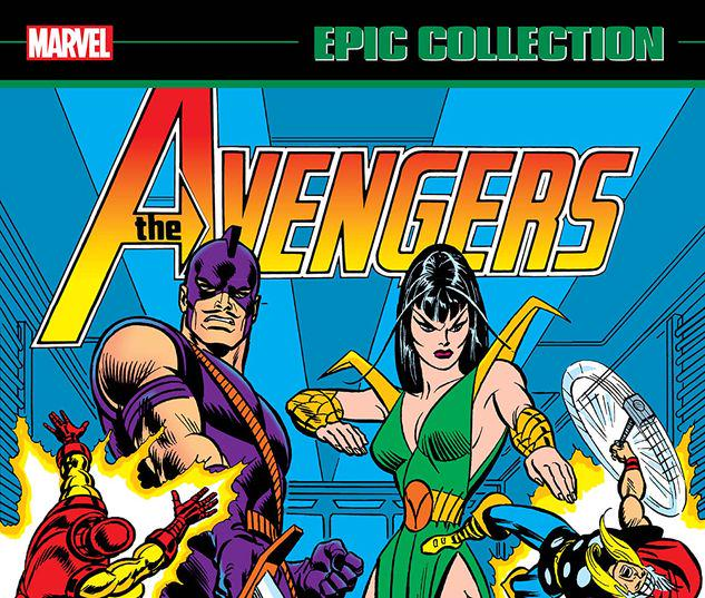 AVENGERS EPIC COLLECTION: A TRAITOR STALKS AMONG US TPB #1