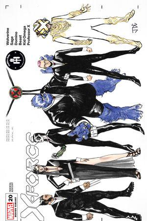 X-Force (2019) #20 (Variant)