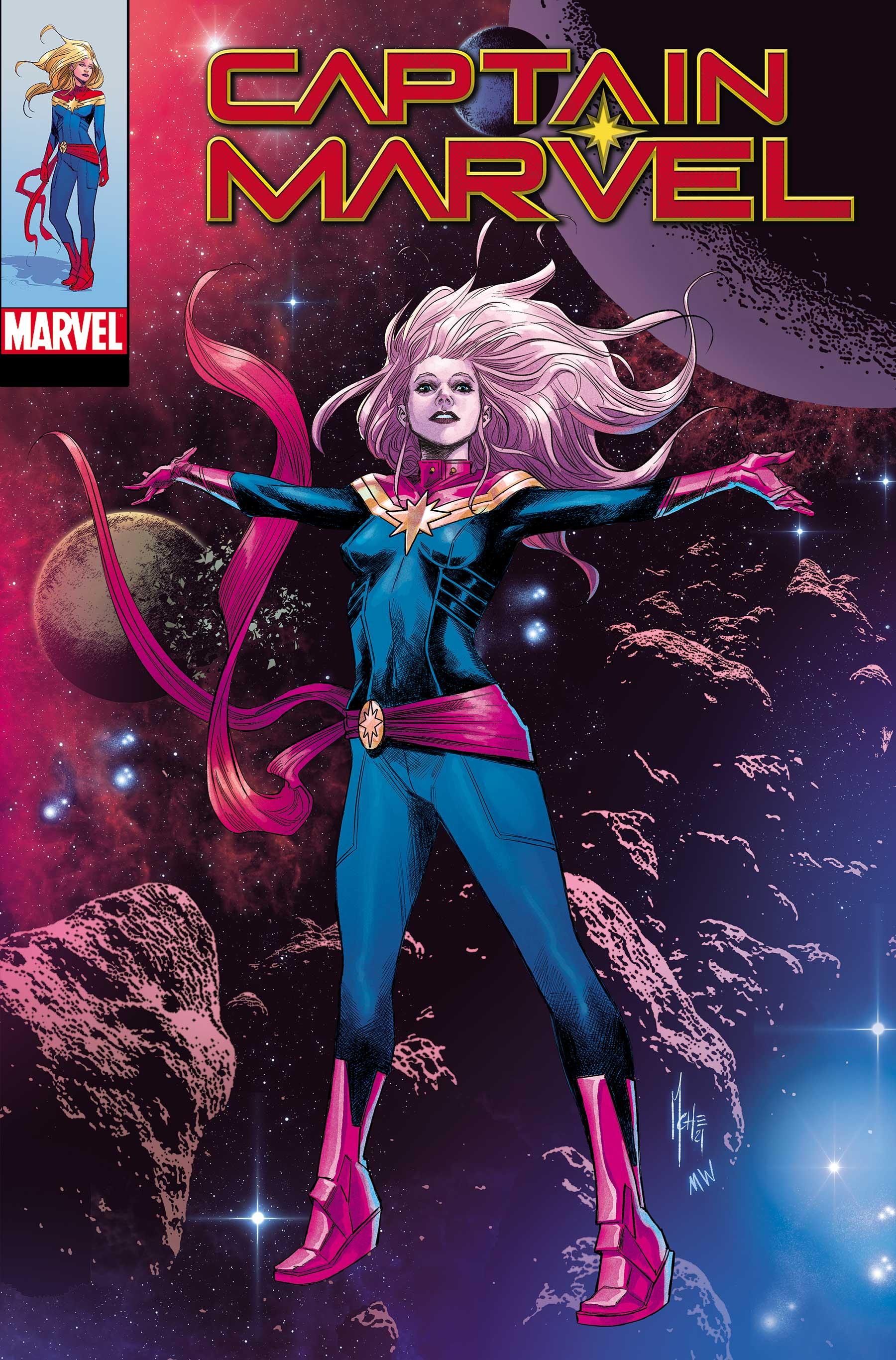 Captain Marvel (2019) #31