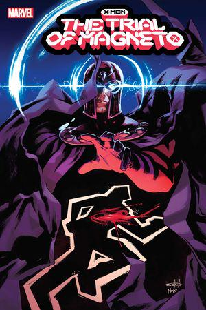X-Men: The Trial of Magneto #1
