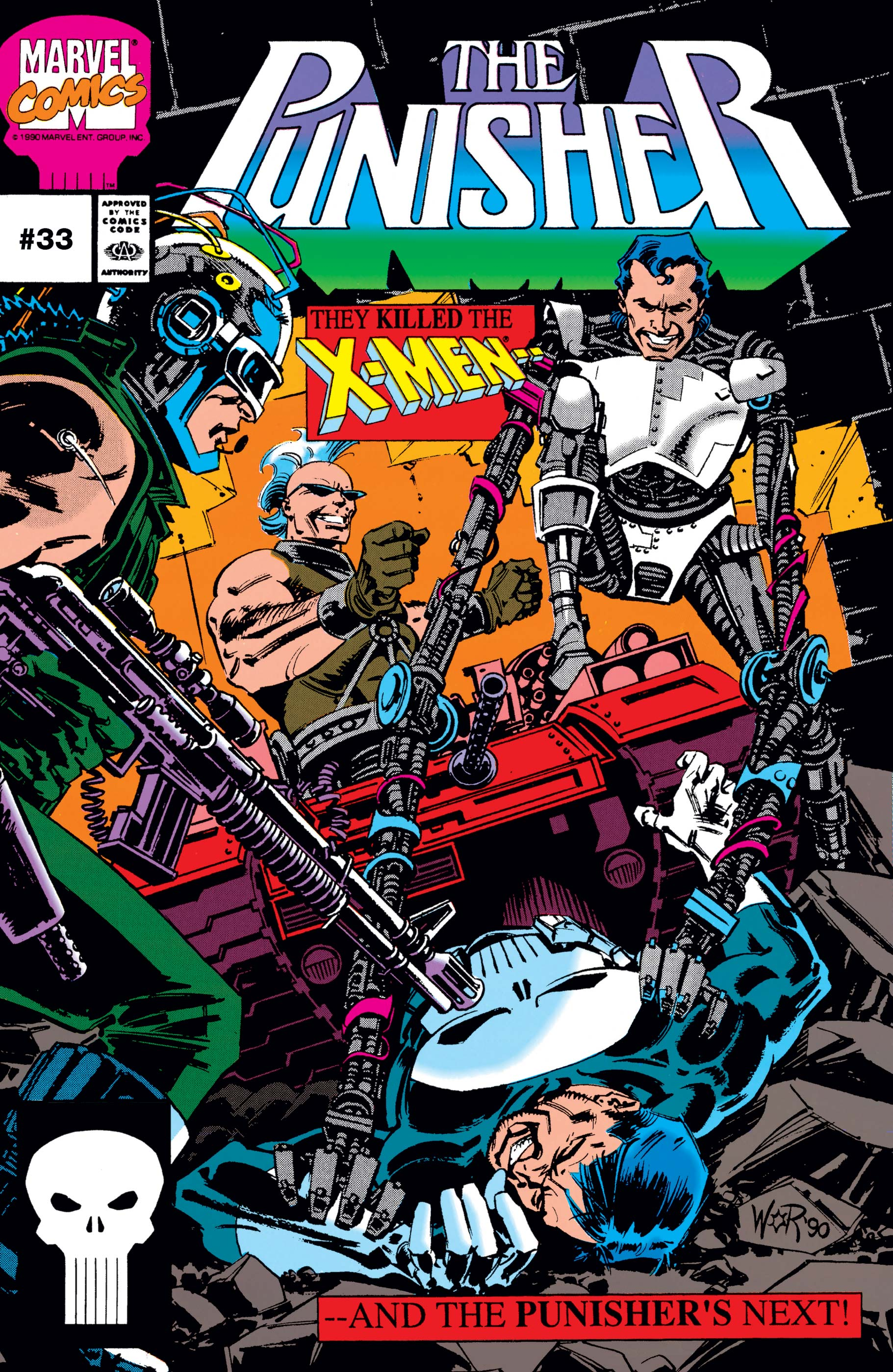 The Punisher (1987) #33