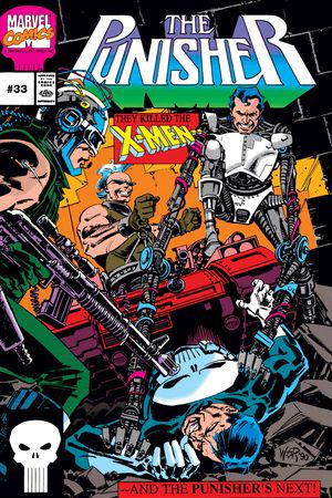 The Punisher #33
