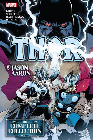 Thor by Jason Aaron: The Complete Collection Vol. 4 (Trade Paperback)