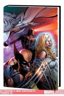 Astonishing X-Men: Exogenetic (Hardcover)