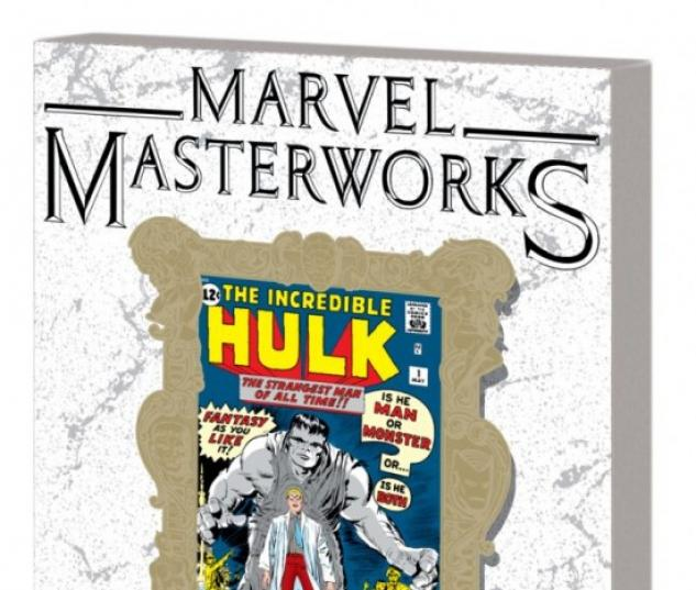 MARVEL MASTERWORKS: THE INCREDIBLE HULK (VARIANT (DM ONLY))