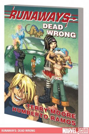 Runaways: Dead Wrong (Trade Paperback)