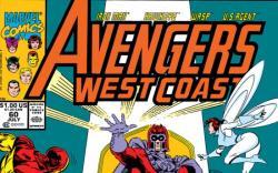 Avengers West Coast #60