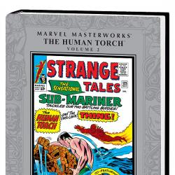MARVEL MASTERWORKS: THE HUMAN TORCH VOL. 2 #1