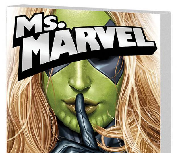 MS. MARVEL VOL. 5: SECRET INVASION TPB #1