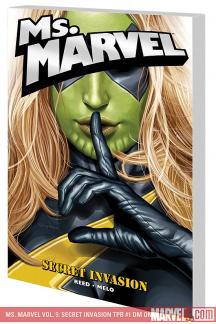 Ms. Marvel Vol. 5: Secret Invasion (Trade Paperback)