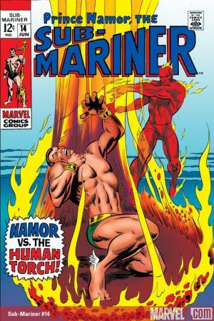 Sub-Mariner #14