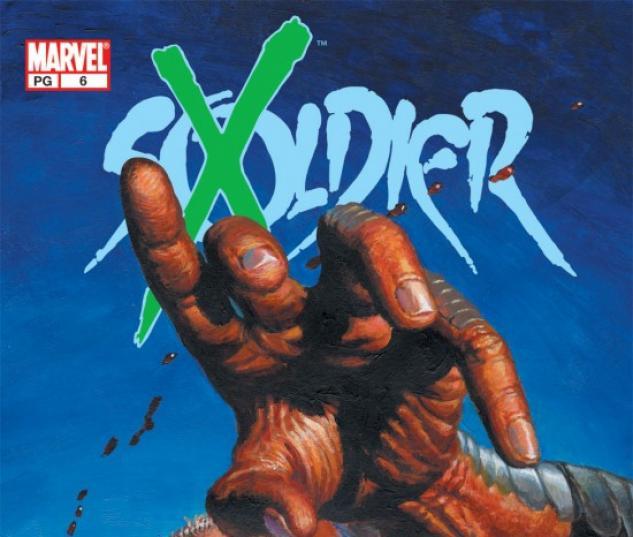Soldier X #6