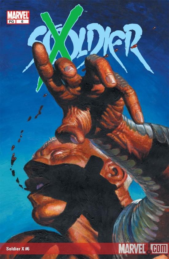 Soldier X (2002) #6