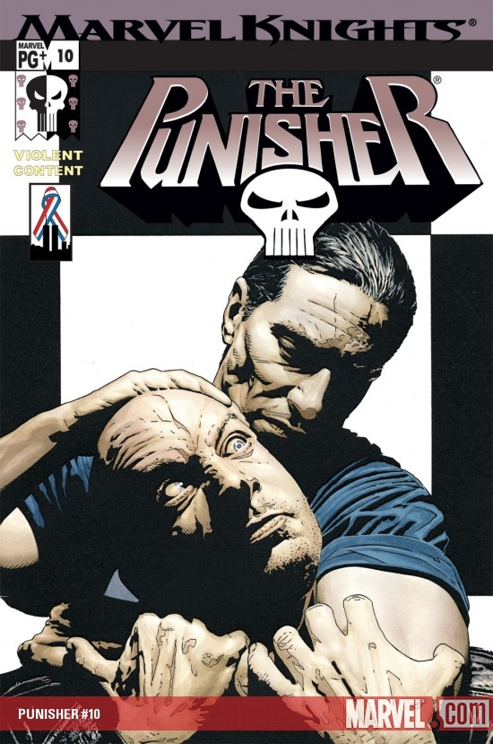 Punisher (2001) #10