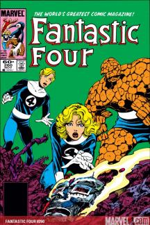 Fantastic Four #260