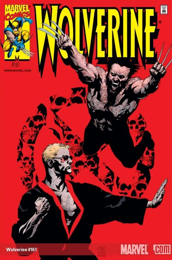 Wolverine (1988) #161