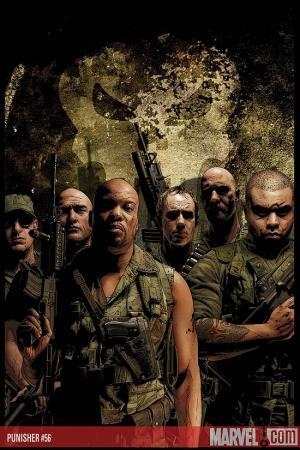 Punisher Max (2004) #56