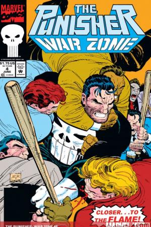 The Punisher War Zone #4