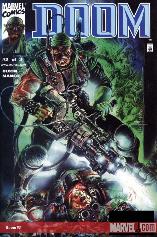 Doom (2000) #2
