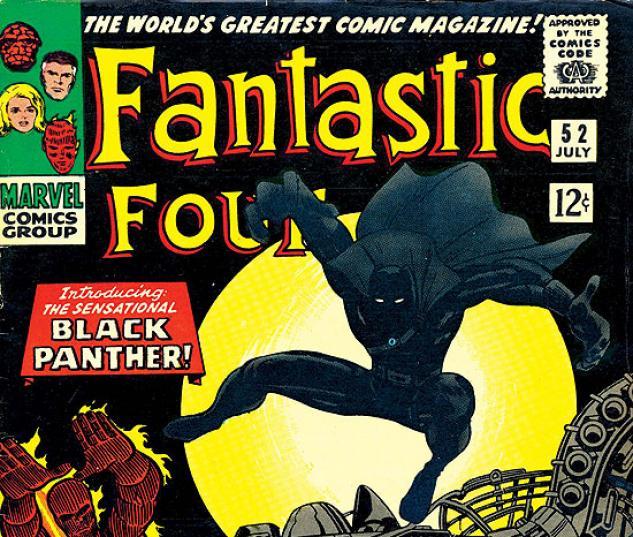 MARVEL'S GREATEST COMICS: FANTASTIC FOUR (2008) #1 COVER