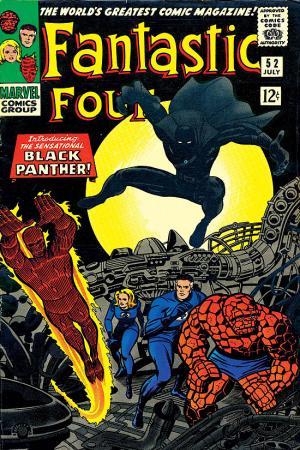 Marvel's Greatest Comics: Fantastic Four (2006) #1