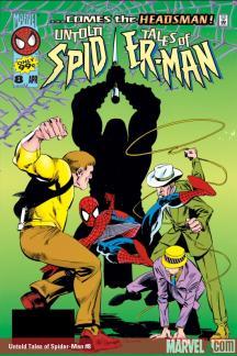 Untold Tales of Spider-Man (1995) #8