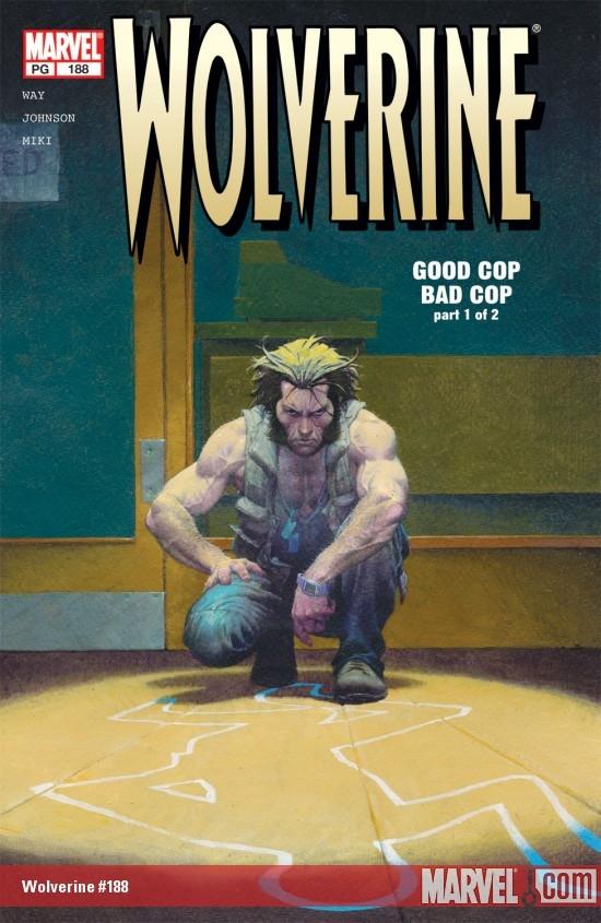 Wolverine (1988) #188