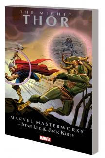 Marvel Masterworks: The Mighty Thor Vol. 2 (Trade Paperback)