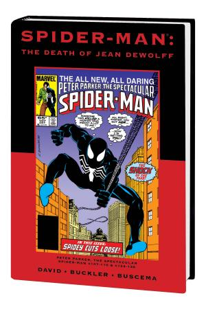 Spider-Man: The Death of Jean Dewolff (Hardcover)