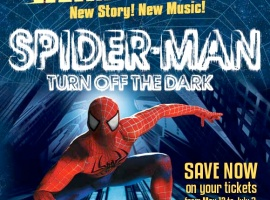 Reimagined Spider-Man Swings Back Into Broadway