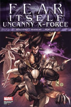 Fear Itself: Uncanny X-Force #3