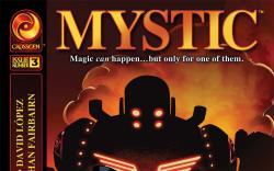 Mystic (2011) #3 cover