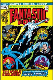 Fantastic Four #123