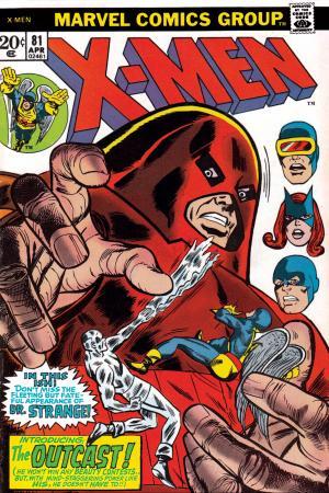 Uncanny X-Men (1963) #81
