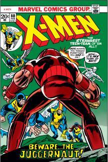 Uncanny X-Men (1963) #80