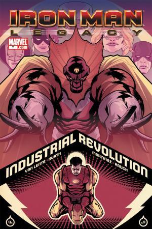 Iron Man Legacy #7
