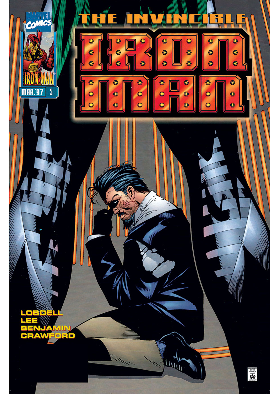 Iron Man (1996) #5