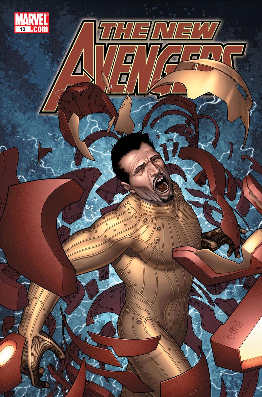 New Avengers (2004) #18