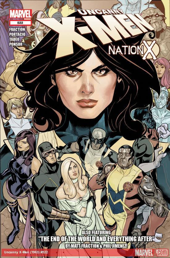 Uncanny X-Men (1963) #522