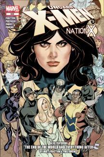 Uncanny X-Men #522