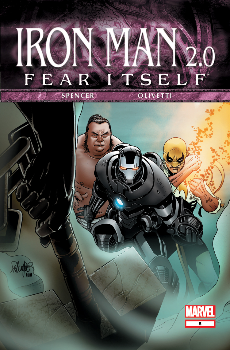 Iron Man 2.0 (2011) #5