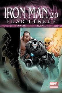 Iron Man 2.0 #5