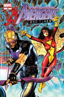 Avengers (2010) #33
