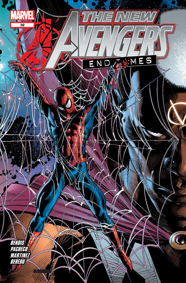 New Avengers (2010) #32