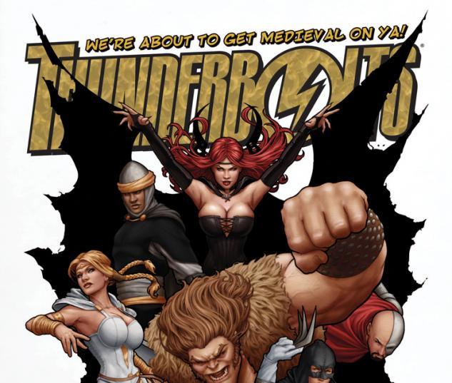 Thunderbolts #169