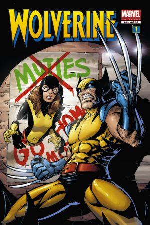 Wolverine Comic Reader (2013) #1