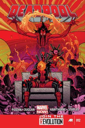 Deadpool (2012) #12