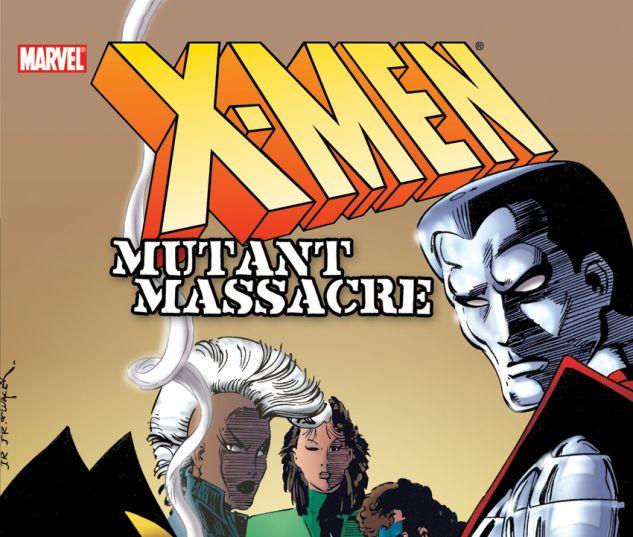 X-Men: Mutant Massacre (2010)